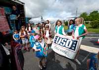 9 May 2013 Girl Scouts