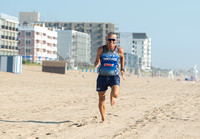 21 July Beach Running